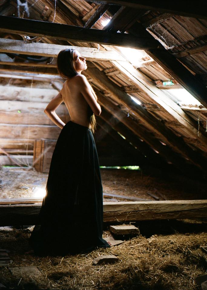 Fotka na stredoformatovoy film