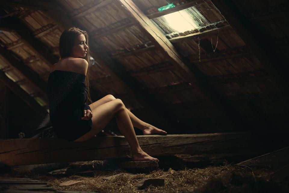 Portret - Barbora H - Slovakia Model Management