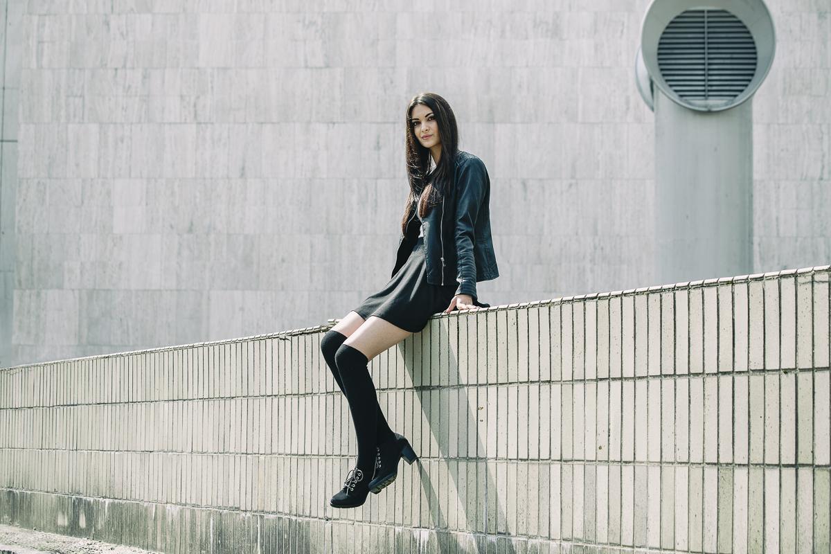 Lesana fashion portrét Bratislava