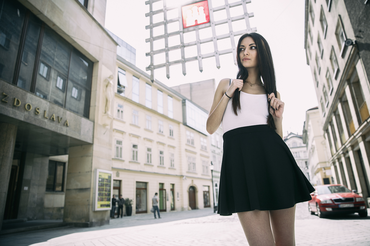 Lesana fashion portrét Bratislava DPOH